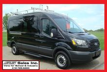 2015 FORD TRANSIT BOX TRUCK - S
