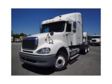 2006 FREIGHTLINER CL120 CONVENT