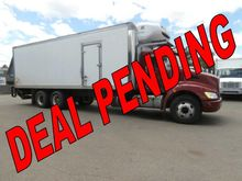 2011 KENWORTH T370 REFRIGERATED
