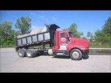 1990 KENWORTH T600 DUMP TRUCK