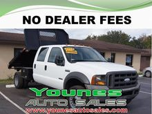 2005 FORD F450 CONTRACTOR TRUCK