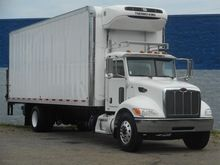2013 PETERBILT 337 REFRIGERATED