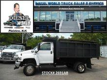 2005 CHEVROLET C4500 Dump truck