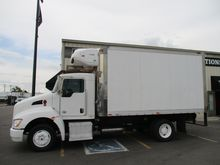 2012 KENWORTH T270 REFRIGERATED
