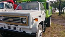 1987 CHEVROLET C7500 DUMP TRUCK