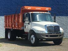 2007 INTERNATIONAL 4400 Dump tr