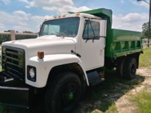1986 INTERNATIONAL 1954 DUMP TR