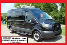 2015 FORD TRANSIT BEVERAGE TRUC