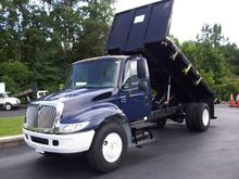 2007 INTERNATIONAL 4300DT DUMP