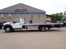 2016 FORD F550 ROLLBACK TOW TRU