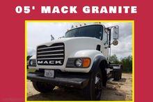 2005 MACK CV713 CONVENTIONAL -
