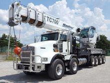 2015 MANITEX TC700 Crane truck