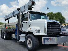 2017 MANITEX 2892C Crane truck