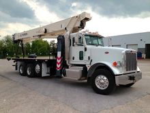 2017 TEREX BT28106 Crane truck