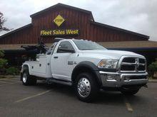 2016 RAM 5500 Wrecker tow truck