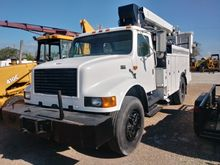 1991 INTERNATIONAL 4900 DIGGER