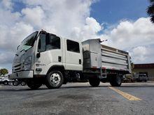 2018 ISUZU NPR HD Dump truck