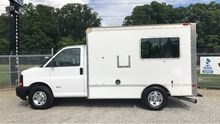 2007 CHEVROLET EXPRESS BOX TRUC