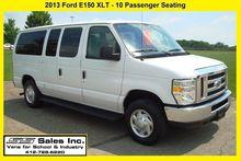 2013 FORD E150 BUS
