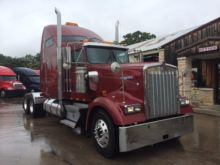 2006 KENWORTH W900B Conventiona