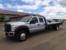 2013 FORD F-550 SUPER DUTY TOW