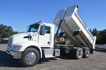 2012 KENWORTH T370 Dump truck