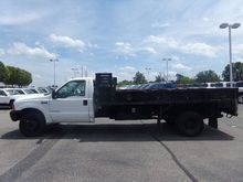 2001 FORD F550 Cab chassis