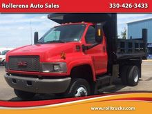 2009 GMC C50 Cab chassis