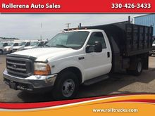 2000 FORD F350 CAB CHASSIS