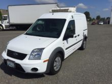 2013 FORD TRANSIT CONNECT REFRI