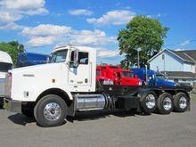 2012 KENWORTH T800 GARBAGE TRUC