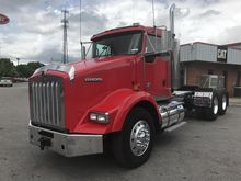 2011 KENWORTH T800 CONVENTIONAL