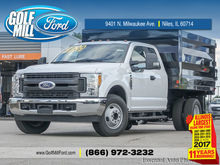 2017 FORD F350 Contractor truck