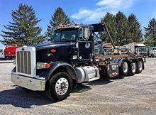 2012 PETERBILT 367 GARBAGE TRUC
