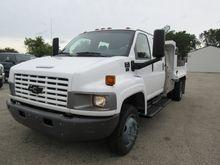 2007 CHEVROLET C5500 Dump truck
