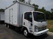 2013 ISUZU TRUCK NQR Box truck