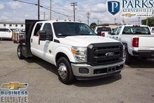 2014 FORD F350 Cab chassis