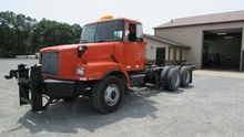 1999 VOLVO WG64 Cab chassis