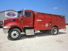 2007 PETERBILT 335 Tanker truck