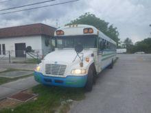 2009 BLUE BIRD BUS VISION Bus