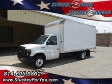 2016 FORD E-SERIES Box truck -