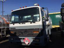 1989 VOLVO FE6 Tanker truck