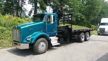 2001 Kenworth T800 Conventional
