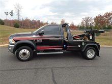 2013 RAM 4500 Wrecker tow truck