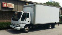 2006 ISUZU NPR HD Box truck - s
