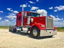 2008 KENWORTH W900B Conventiona