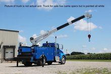 2018 KENWORTH T270 Crane truck