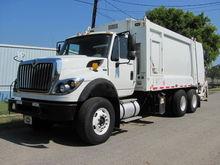 2013 INTERNATIONAL 7400 Garbage