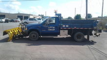 2003 FORD F550 Cab chassis