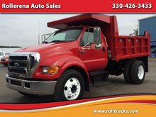 2005 FORD F650 Cab chassis